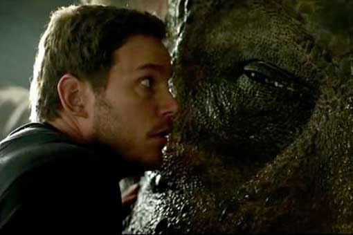 Chris Pratt 'Jurassic World: El reino caído'