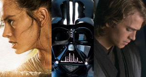 Rey es madre de Darth Vader en Star Wars