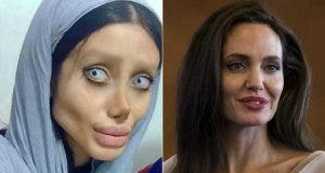 Sahar Tabar quiso ser Angelina Jolie