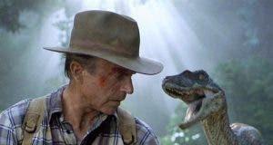 Sam Neill en Jurassic World: El reino caído (2018)