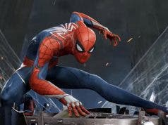 spider-man PS4 Insomniac Games