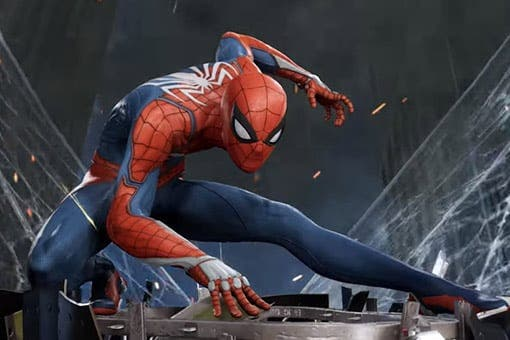 Marvel´s spider-man PS4 Insomniac Games