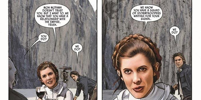 Historia de Crait en Star Wars: Los Últimos Jedi