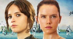 La conexión entre Rogue One y Star Wars: Los Últimos Jedi