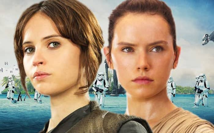 La conexión entre Rogue One y Star Wars: Los Últimos Jedi
