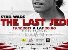 Estreno de Star Wars: Los Últimos Jedi en Zaragoza