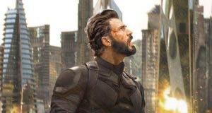 Capitán América en Vengadores: Infinity War