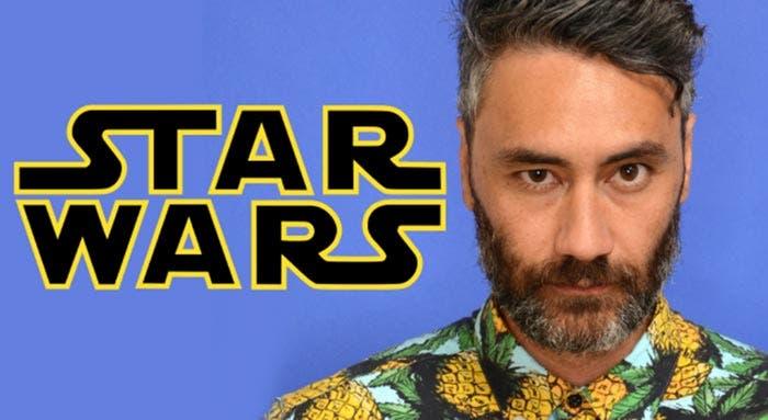 Taika Waititi en Star Wars