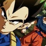 Vegeta en Dragon Ball Super