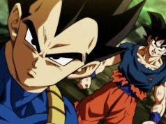 Vegeta en Dragon Ball Super