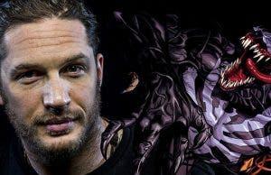 Tom Hardy es Venom
