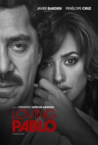 Poster de 'Loving Pablo'