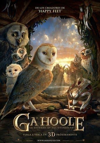 Poster de 'Ga'Hoole: La leyenda de los guardianes'