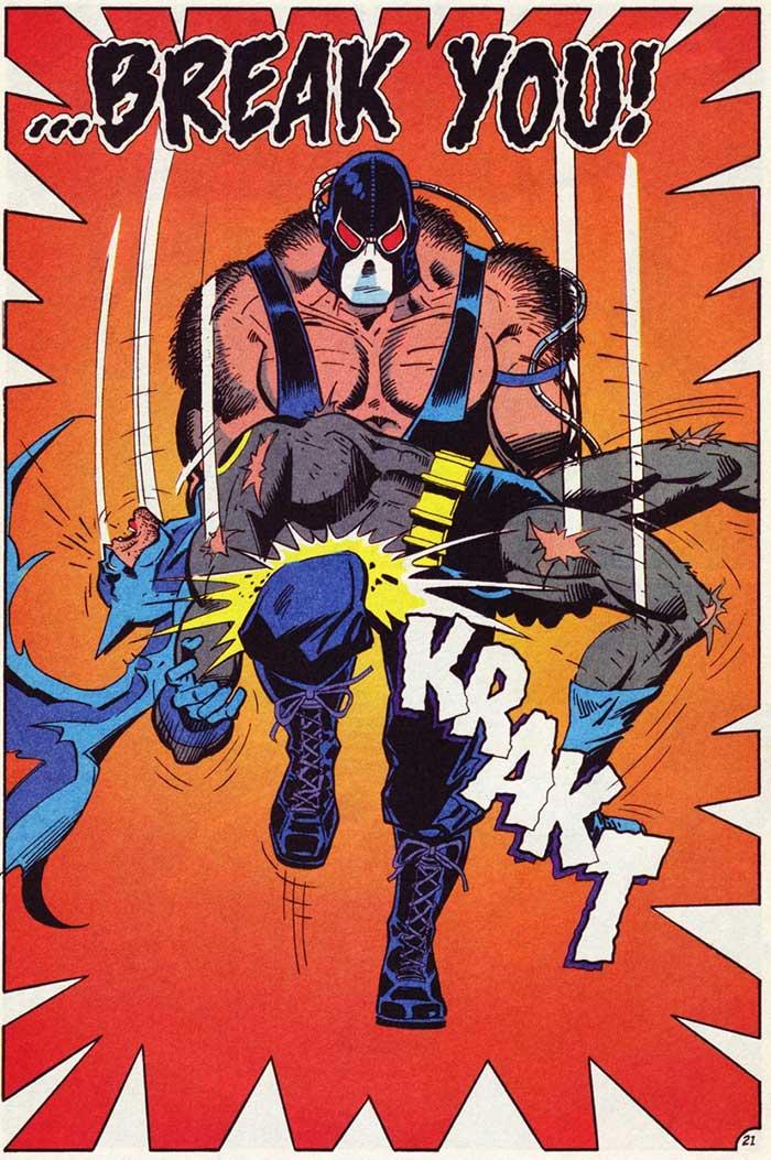 Batman: La venganza de Bane