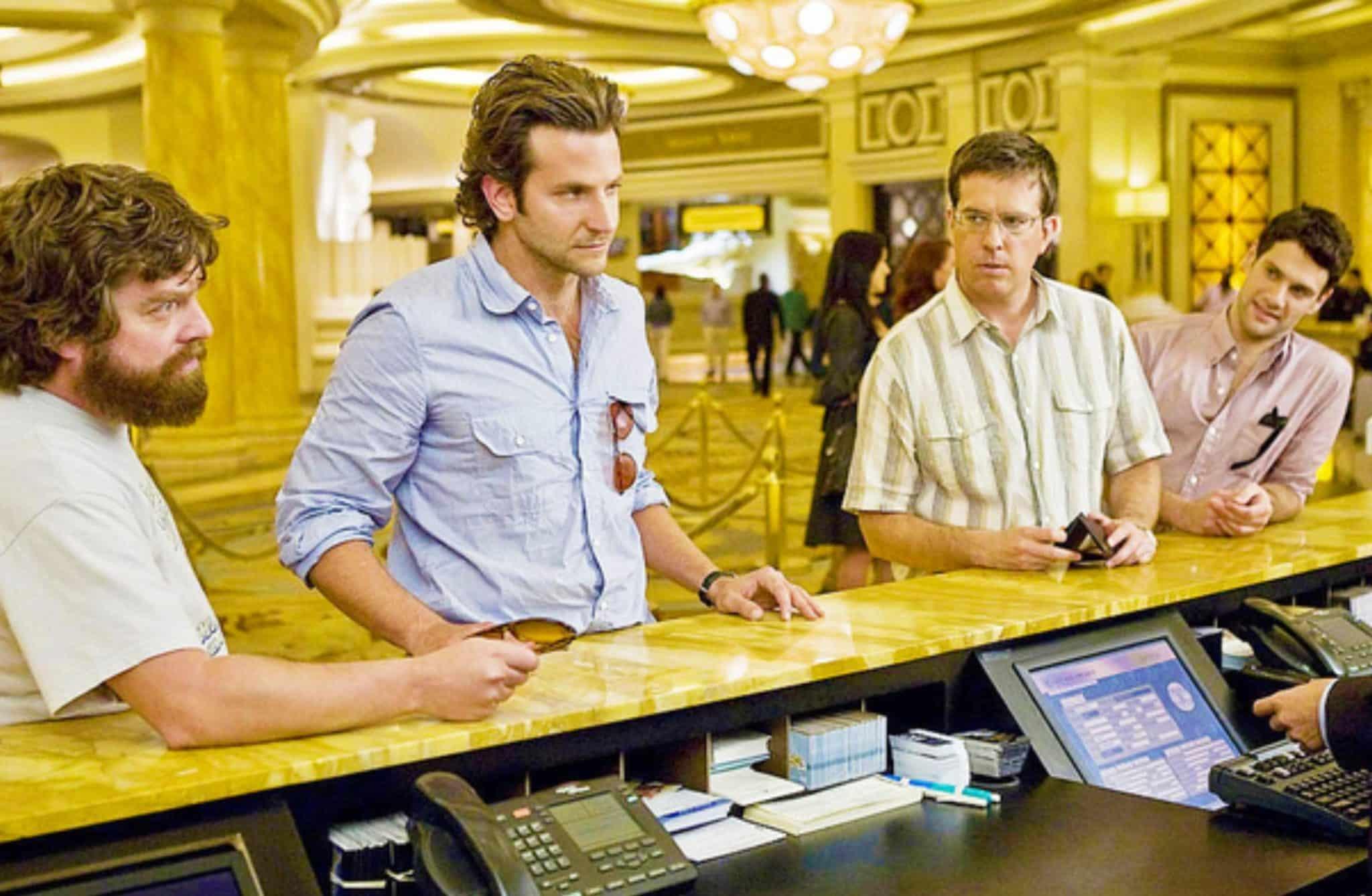 Caesars Palace Resacón en las Vegas