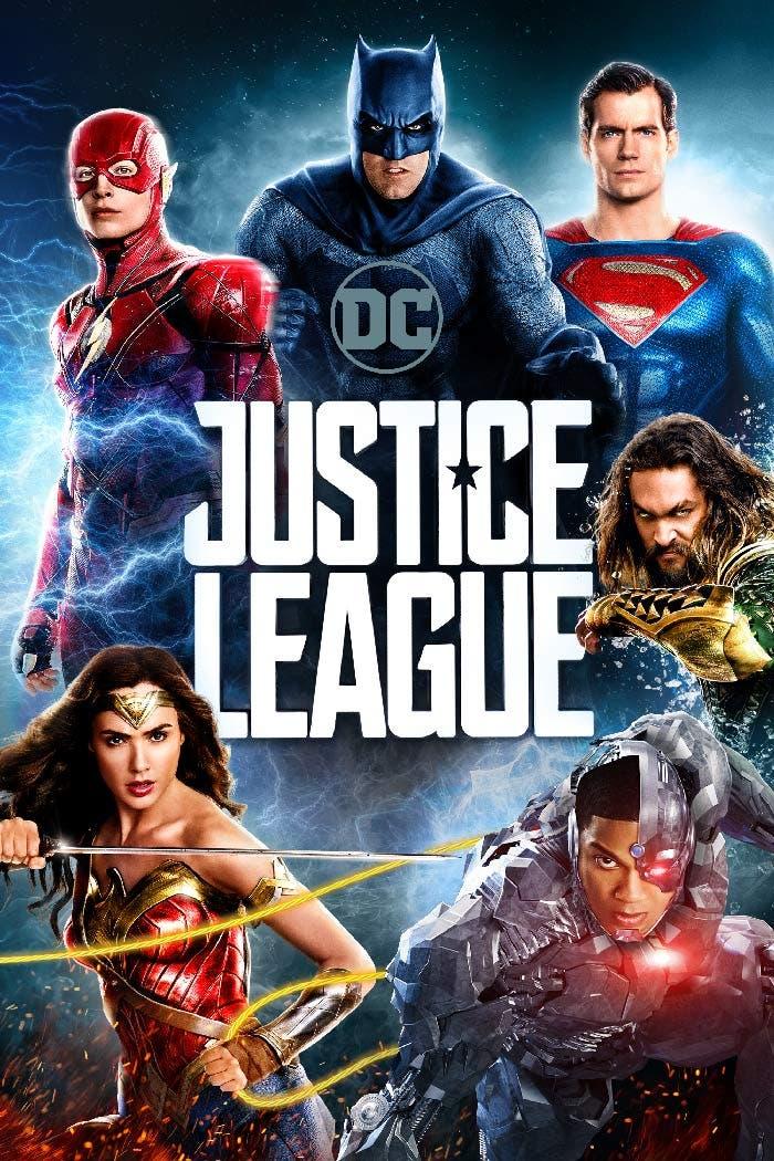 Caratula versión digital Liga de la justicia