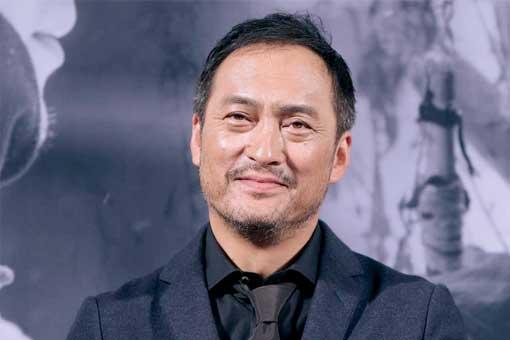 Ken Watanabe - Detective Pikachu