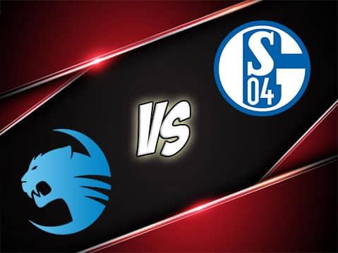 Roccat vs Schalke