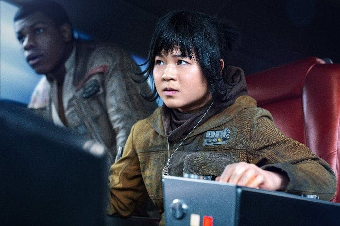 Rose Star Wars: Los últimos jedi