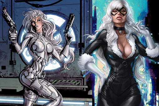 Spider-man: Homecoming 2. podrían salir 'Black Cat & Silver Sable'