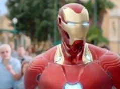 La nueva armadura de Iron Man en Vengadores: Infinity War