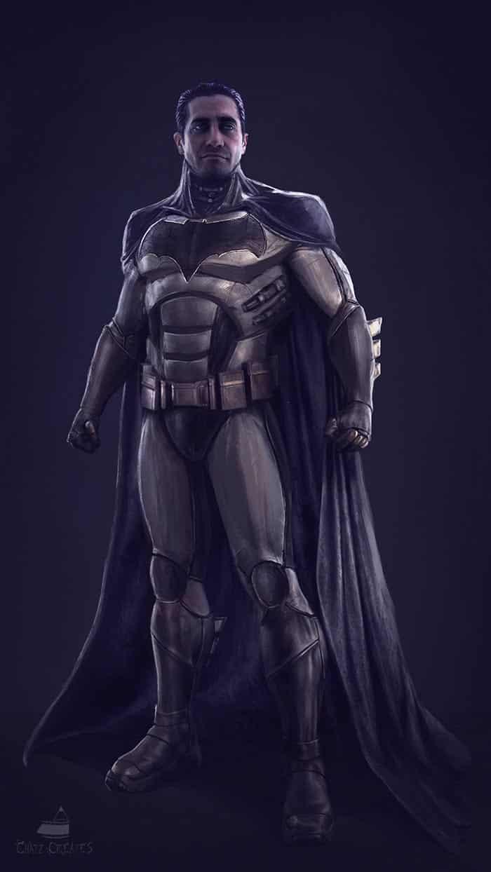 Jake Gyllenhaal como Batman