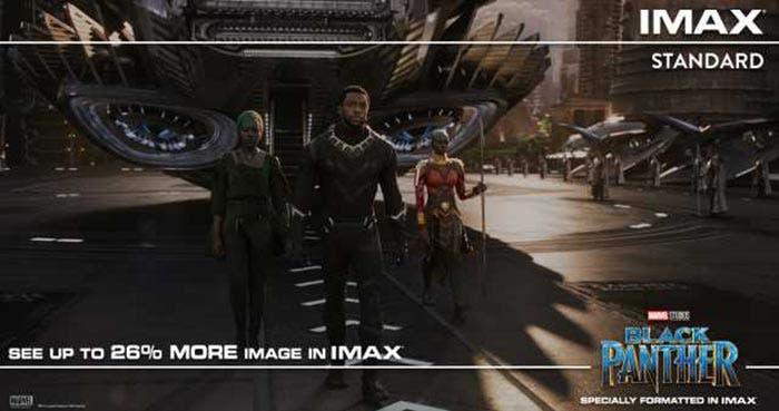 Black Panther (IMAX)