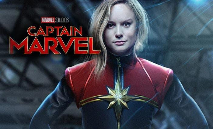 Las mejores reacciones al tráiler de Capitana Marvel