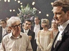 Colin Firth y Woody Allen