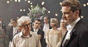 Colin Firth y Woody Allen
