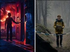 Dark y Stranger Things (Netflix)
