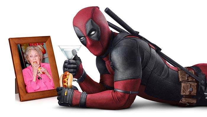 Deadpool 2 celebra el cumpleaños de Betty White