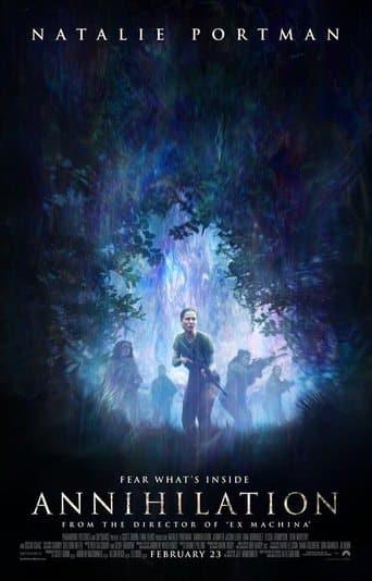 Poster de 'Annihilation'