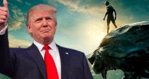 La divertida polémica entre Donald Trump y Black Panther
