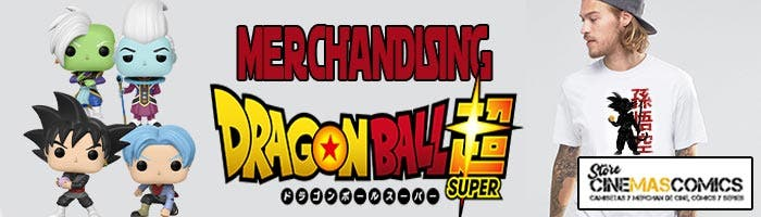 Merchandising de Dragon Ball Super
