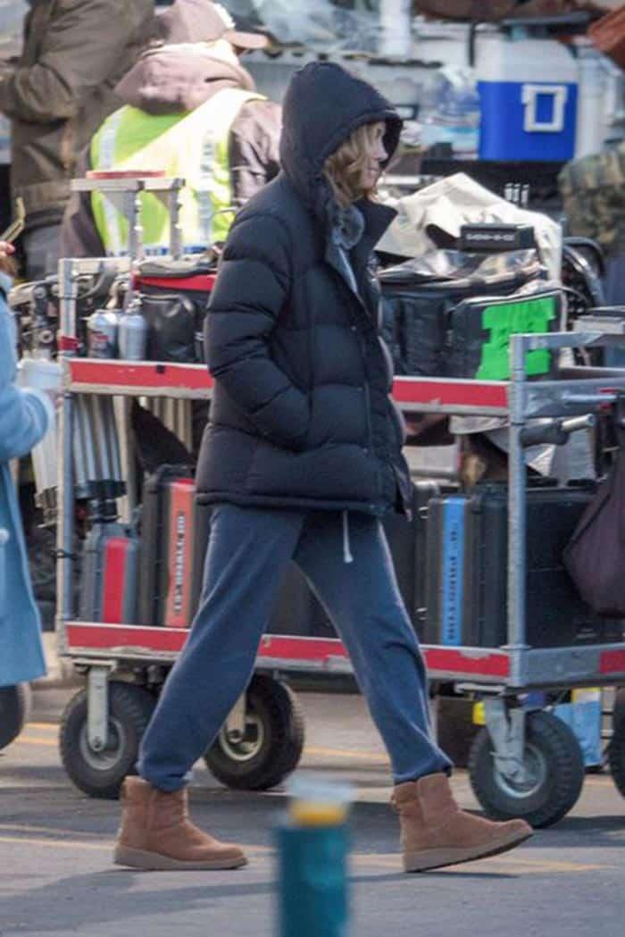 Brie Larson en Capitana Marvel (2019)