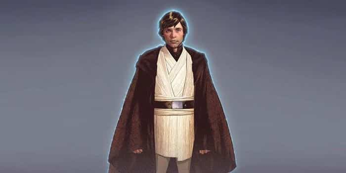 El fantasma de la Fuerza de Luke Skywalker en Star Wars 9