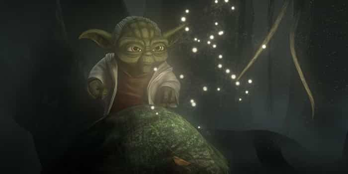 Los fantasmas de la Fuerza en Star Wars: The Clone Wars