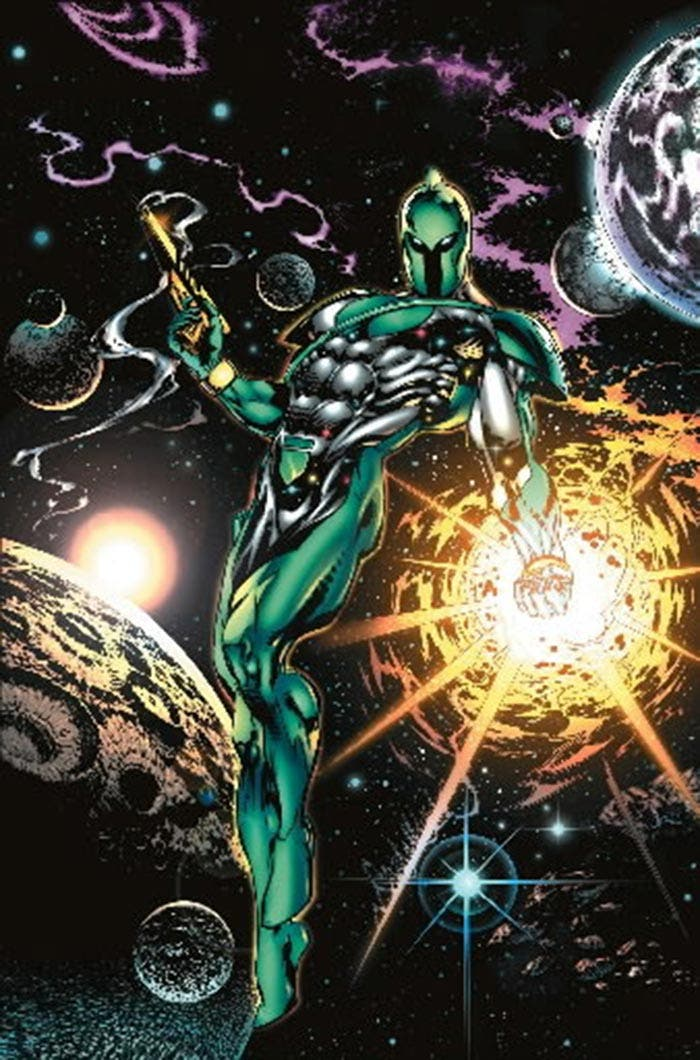 Genis-Vell (Marvel)