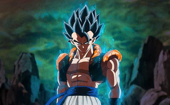 Gogeta en Dragon Ball Super