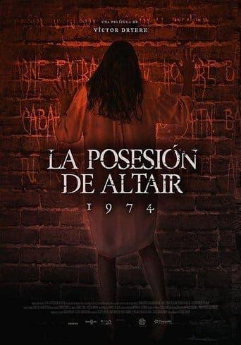 Poster de '1974: La posesión de Altair'