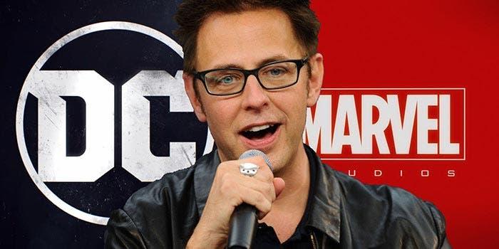 James Gunn es oficialmente despedido de Marvel Studios y no formara parte del UCM