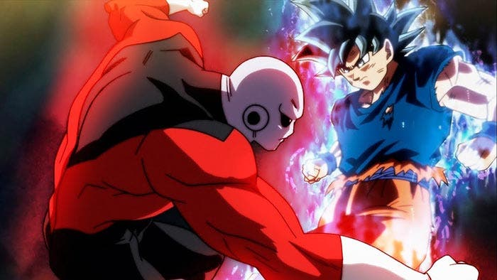 La final del Torneo de Poder en Dragon Ball Super