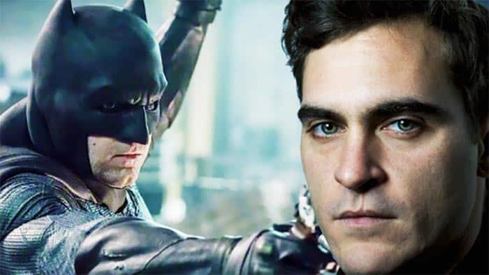 Joaquin Phoenix como Batman