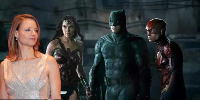 Jodie Foster insulta a las películas de superhéroes y luego pide dirigir una