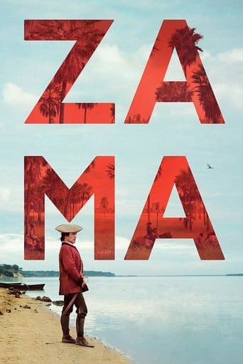Poster de 'Zama'
