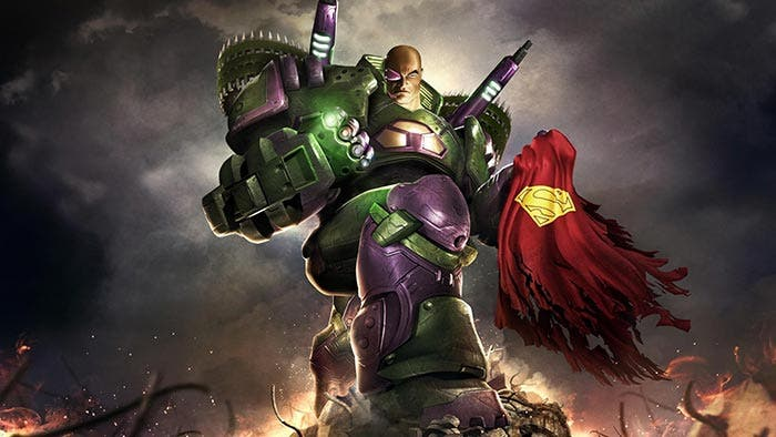 Lex Luthor y superboy estarán en Titans