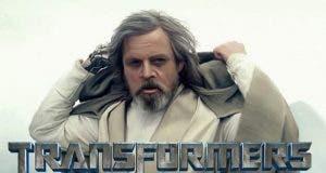 Mark Hamill ficha por Transformers