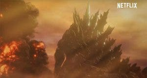 Godzilla: Planet Monster (Netflix)