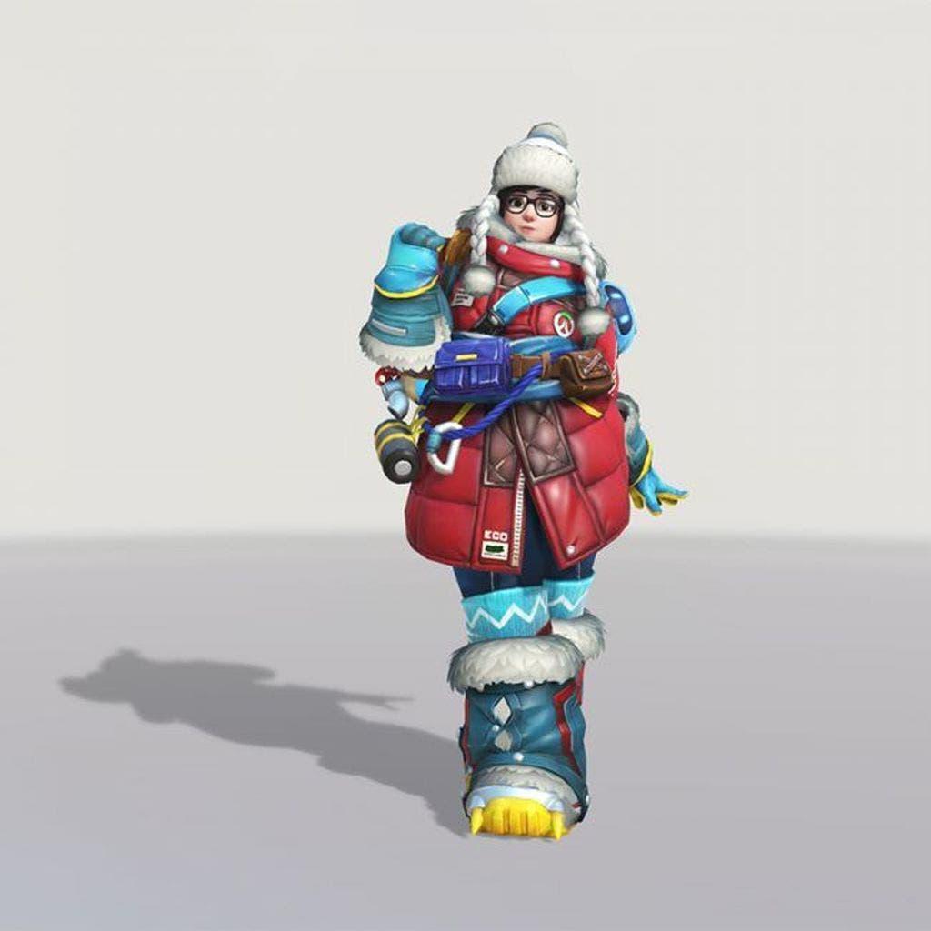 Nuevas skins Overwatch